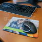 Preview: Textil-Mousepad The Walking Wolves